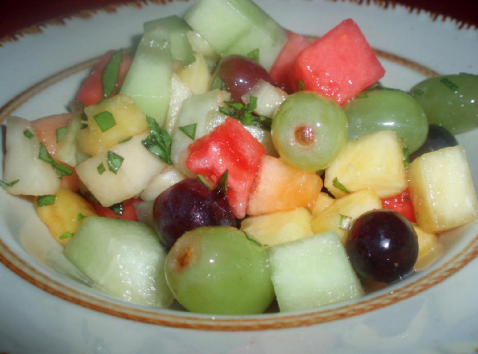 Robin Hearon's Fresh Fruit Salad