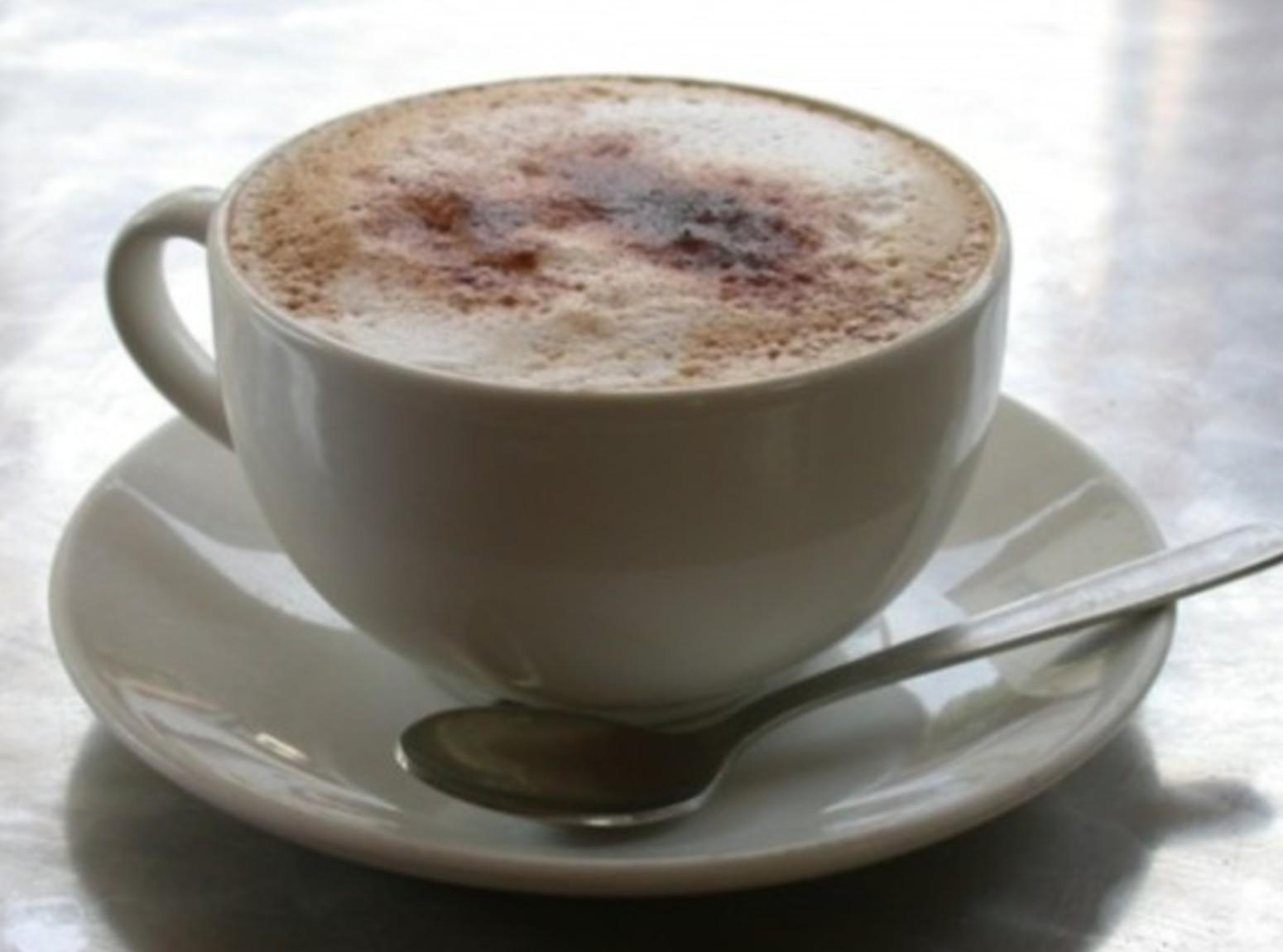 Jane Louise's Sugar-Free Cappuccino