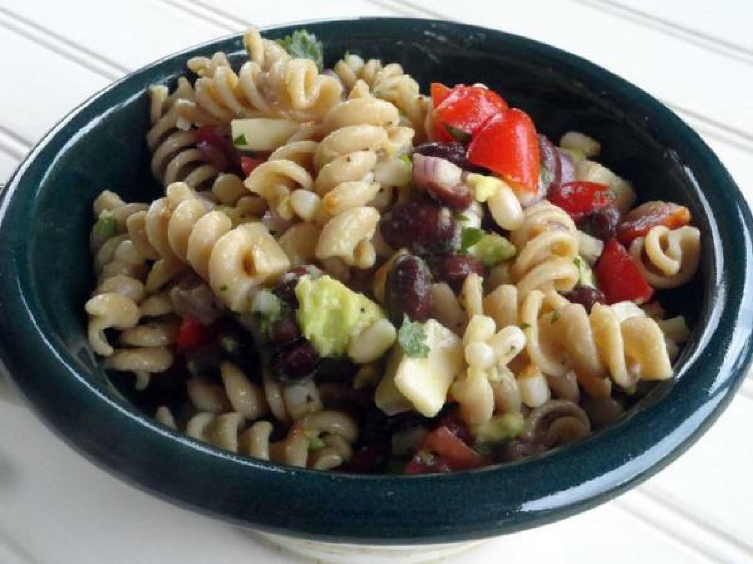 Holy Guacamole Pasta Salad