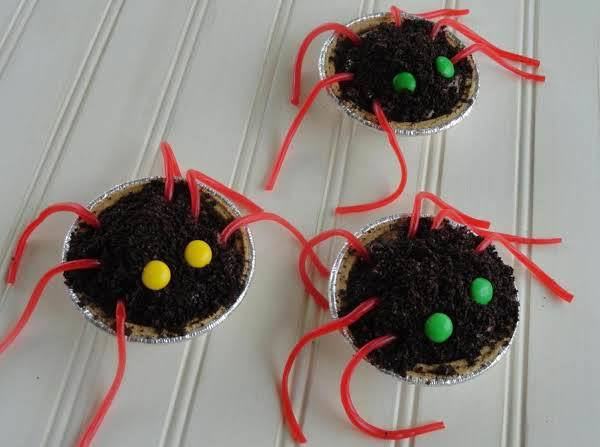 Chocolate Spider Treats