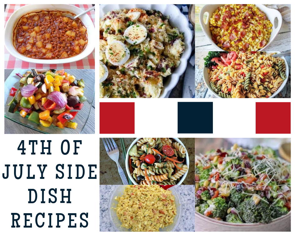 4th of July side dishes