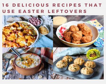 easter leftover recipes