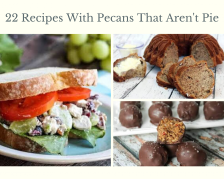 Recipes with Pecans