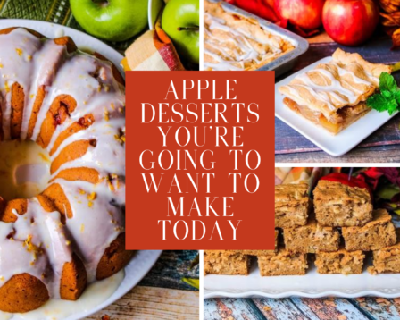 Apple Desserts You're Going to Want to Make Today