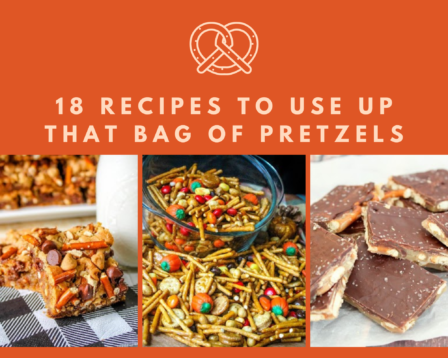 18 Recipes to Use Up that Bag of Pretzels