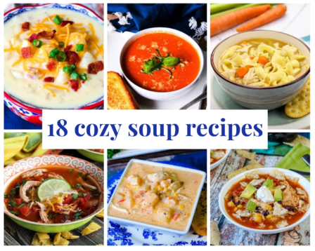 18 Cozy Soup Recipes