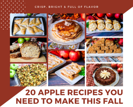 20 Apple Recipes You Need To Make This Fall
