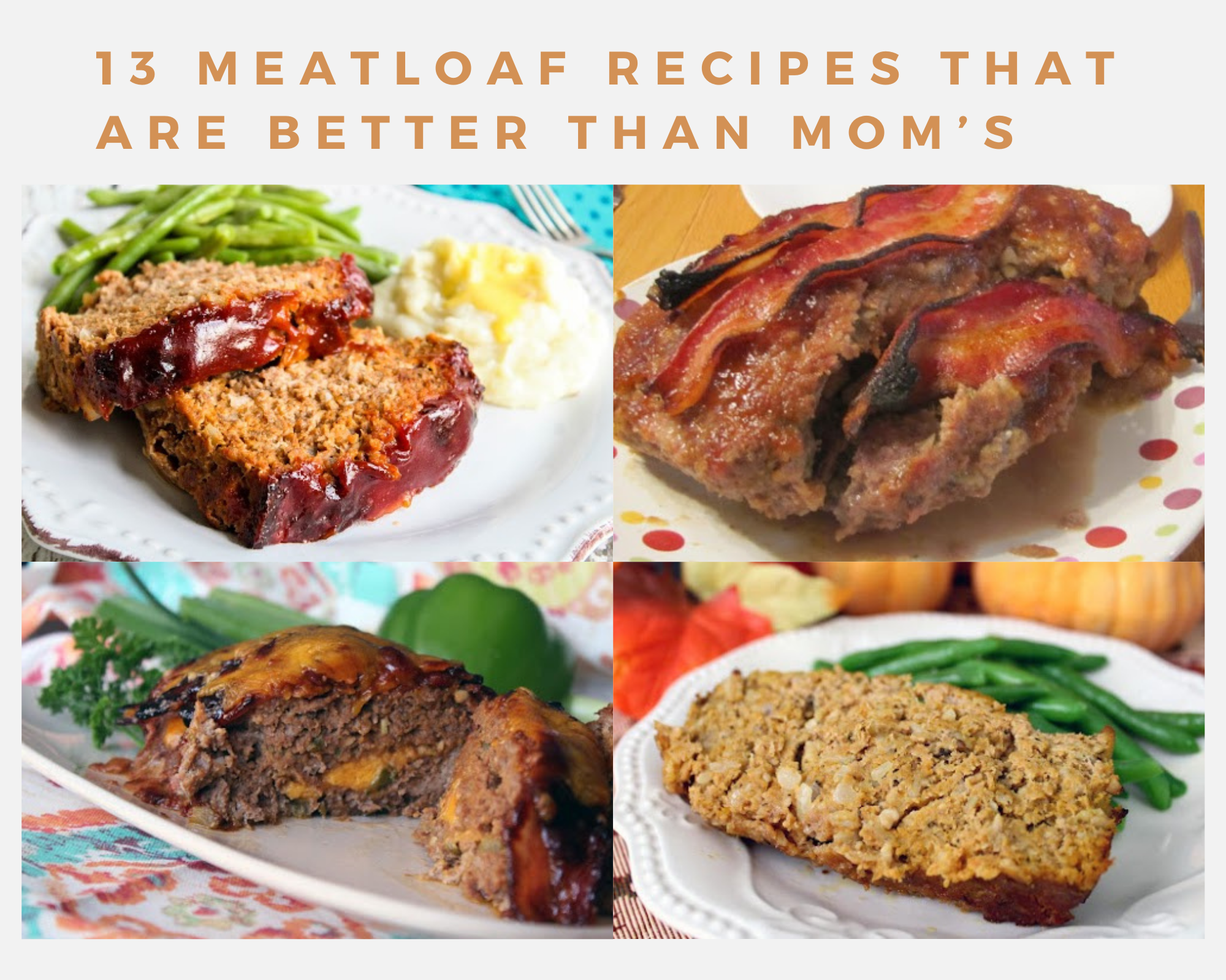 yummy meatloaf recipes