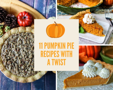 11 Pumpkin Pie Recipes With a Twist