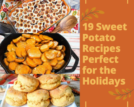 19 Sweet Potato Recipes Perfect for the Holidays