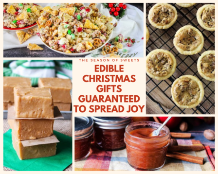 Edible Christmas Gifts Guaranteed To Spread Joy