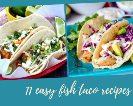 11 Easy Fish Taco Recipes