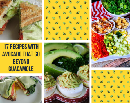 17 Recipes With Avocado That Go Beyond Guacamole