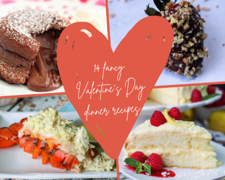 14 Fancy Valentine's Day Dinner Recipes