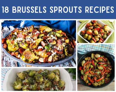 18 Brussels Sprout Recipes