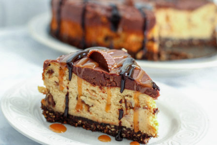 Insanely Good Chocolate Peanut Butter Desserts