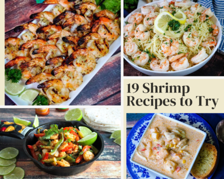 19 Shrimp Recipes to Try