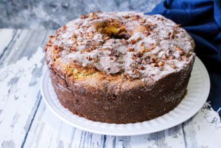 Treat Yourself to Homemade Coffee Cake