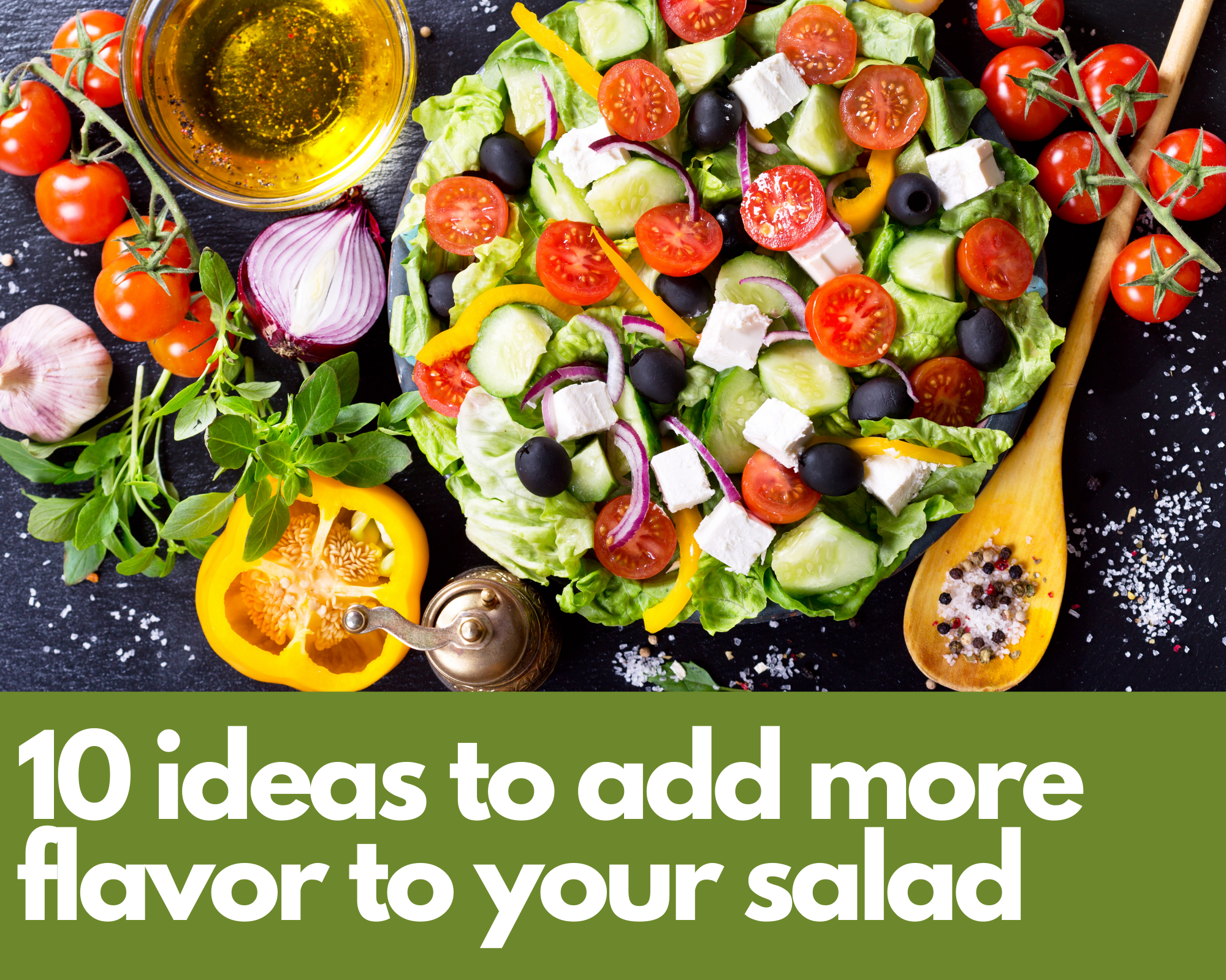 flavorful salad ideas