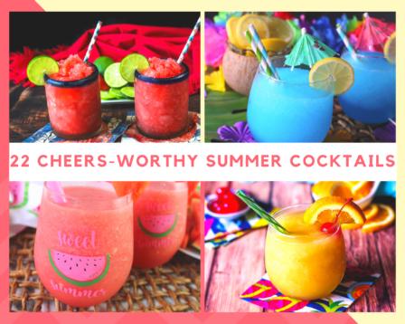 22 Cheers-Worthy Summer Cocktails