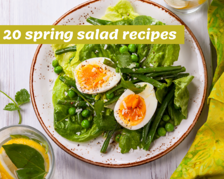 20 Spring Salad Recipes