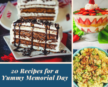 20 Recipes for a Yummy Memorial Day