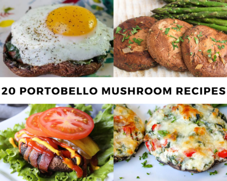 20 Portobello Mushroom Recipes