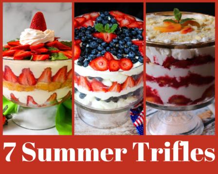 7 Summer Trifles