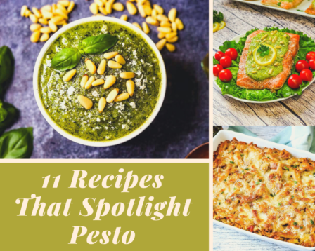 11 Recipes That Spotlight Pesto
