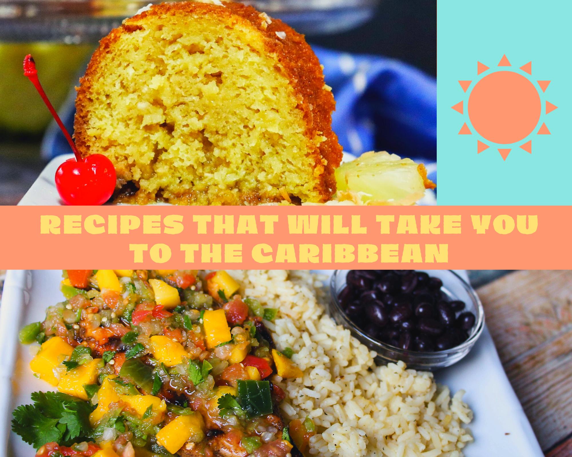 caribbean-inspired recipes