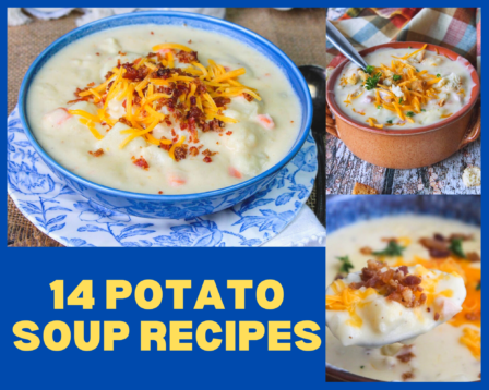 14 Potato Soup Recipes