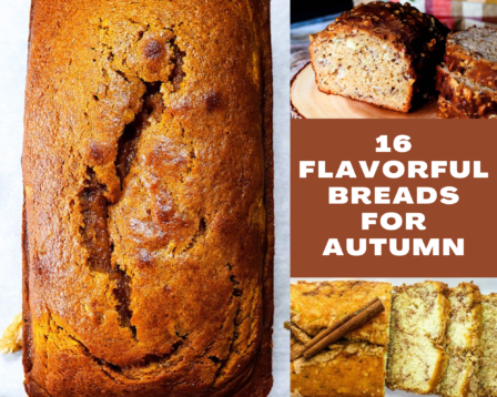 16 Flavorful Breads for Autumn
