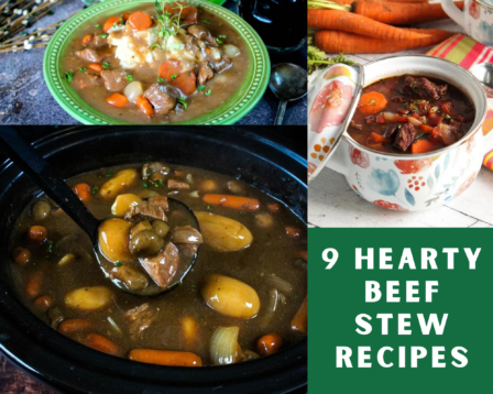 9 Hearty Beef Stew Recipes